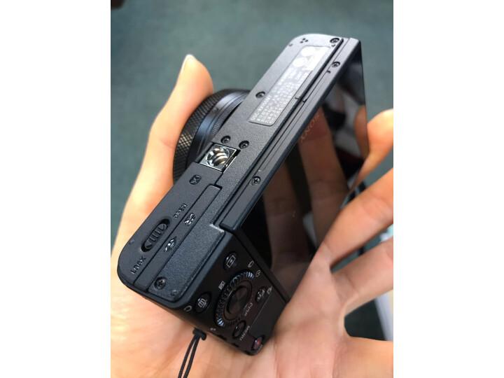 索尼(SONY)DSC-RX100M7G 黑卡数码相机优缺点评测?买后一个月,真实曝光优缺点 艾德评测 第10张