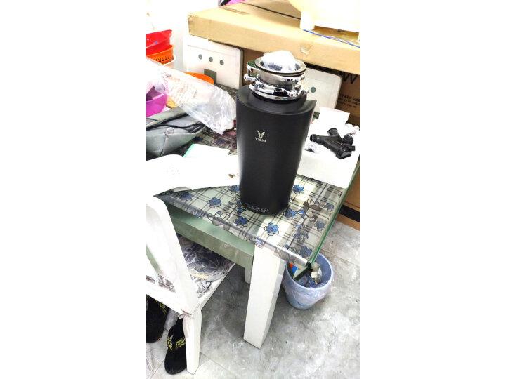 VIOMI 云米 垃圾处理器厨房厨余粉碎机处理机家用VXRD-02 新款测评怎么样???用后感受评价评测点评 每日推荐 第8张