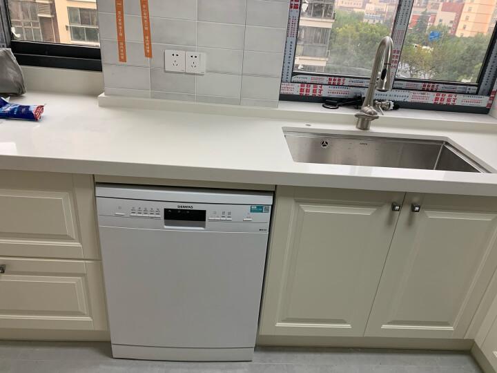 西门子(Siemens)13套全嵌入式洗碗机SJ636X00JC质量口碑如何?使用感受反馈如何【入手必看】 艾德评测 第7张