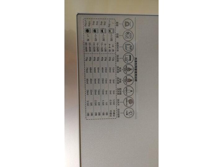 海尔(Haier)滚筒洗衣机全自动XQG100-14HBD70U1JD怎样【真实评测揭秘】质量口碑评测,媒体揭秘- _经典曝光 艾德评测 第13张
