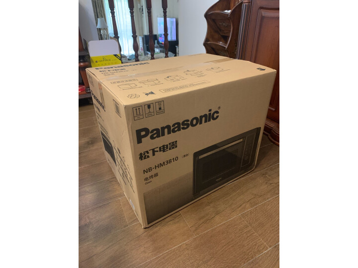 【图文测评曝光】松下(Panasonic) 家用电烤箱NB-HM3810怎么样?用过的朋友来说说使用感受 好货爆料 第8张