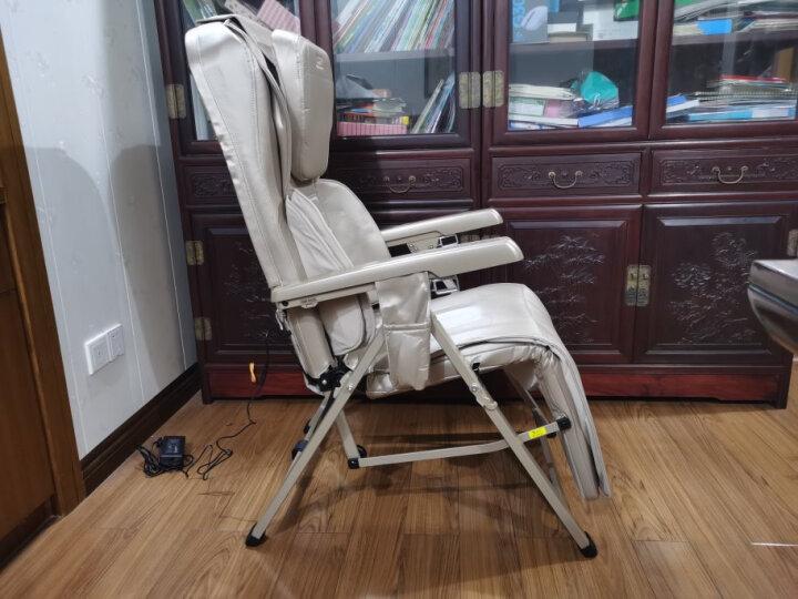 瑞多REEAD 多功能折叠午休按摩躺椅T-100怎么样【使用详解】详情分享 值得评测吗 第3张