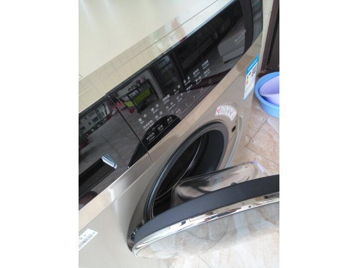 海尔(Haier)滚筒洗衣机全自动EG10012HB509G怎么样.质量优缺点评测详解分享 _经典曝光 众测 第9张