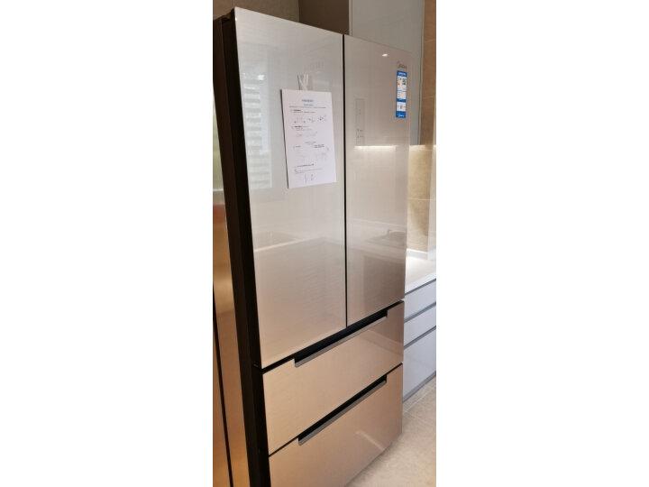 美的516升一级能效法式四门冰箱BCD-516WGPM质量口碑如何?用户使用感受分享,真实推荐 好货众测 第7张