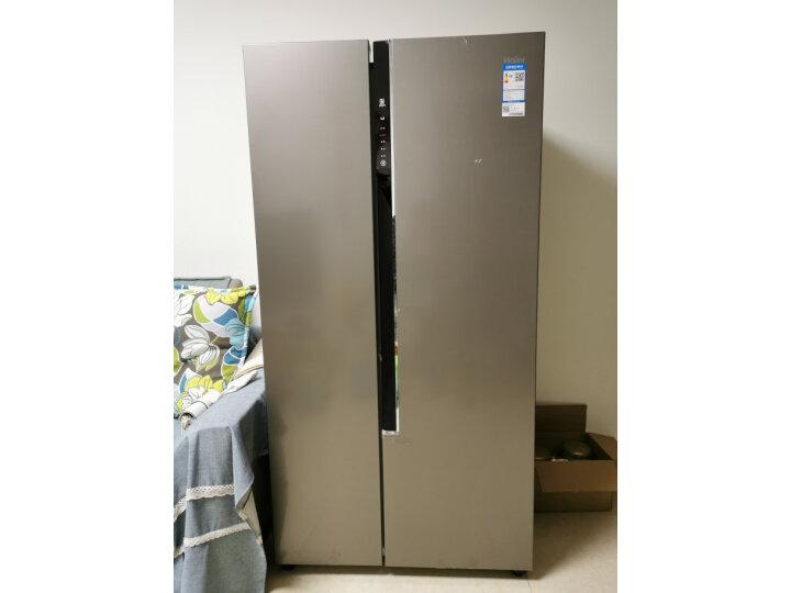 海尔520升双变频风冷无霜对开门双开门冰箱BCD-520WDPD怎么样?真实买家评价质量优缺点如何     怎么样?入手揭秘真相究竟怎么样呢? 值得评测吗 第10张