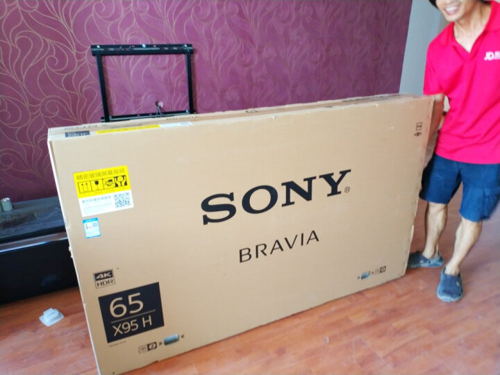 索尼(SONY)65英寸 KD-65X9100H 4K超高清液晶智能电视怎样【真实评测揭秘】多少人不看这里都会被忽悠了啊 _经典曝光 好物评测 第9张