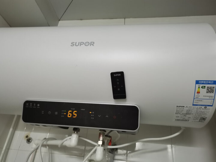苏泊尔(SUPOR)80升电热水器E80-DR42怎么样?为何这款评价高【内幕曝光】 好货众测 第12张