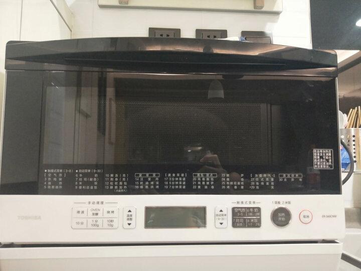 东芝原装进口微波炉ER-S60CNW怎么样如何_新款质量评测_内幕详解 品牌评测 第12张