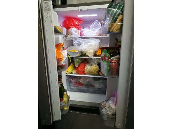 容声(Ronshen) 319升 多门四开门冰箱BCD-319WD11MP怎么样?真实质量评测大揭秘 值得评测吗 第3张