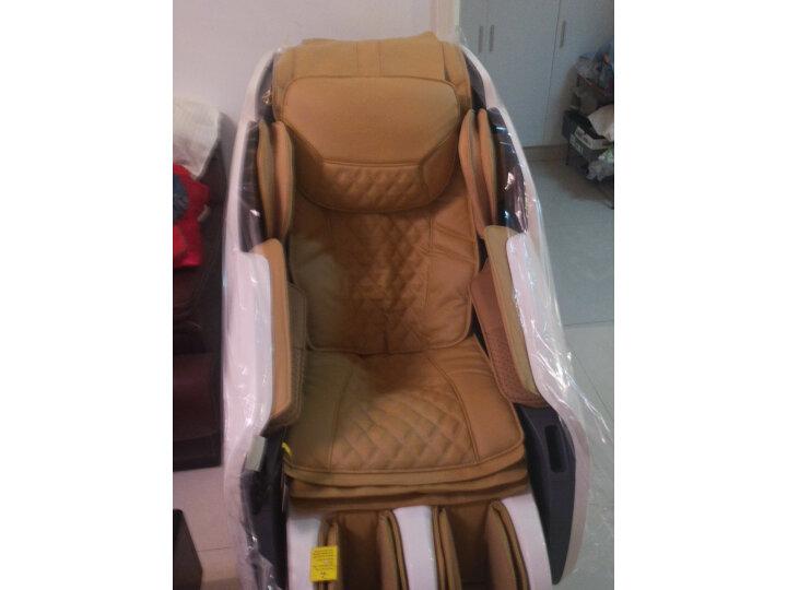 奥佳华 X 华为首次合作按摩椅家用7306大白奥使用测评必看【对比评测】质量性能揭秘 好货众测 第2张