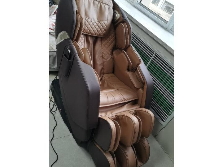 艾力斯特(irest)按摩椅家用S600测评曝光【同款质量评测】入手必看 艾德评测 第8张