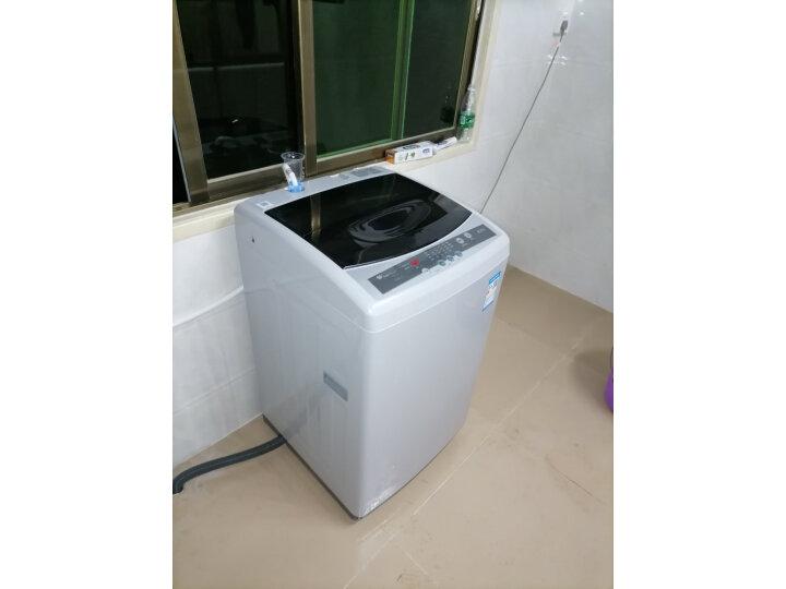 小天鹅(LittleSwan)8公斤滚筒洗衣机TG80V220WD怎么样?独家性能评测曝光 艾德评测 第10张