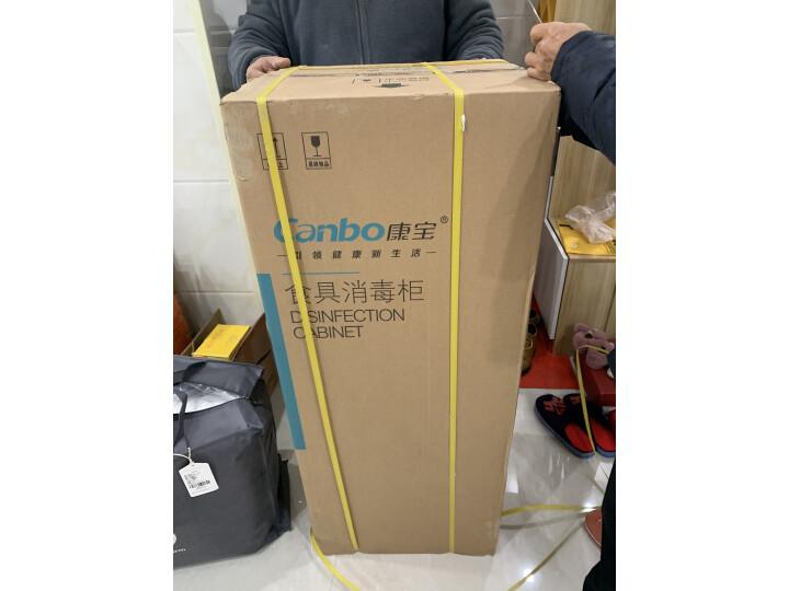 康宝 Canbo 消毒柜XDZ115-G19怎么样【分享曝光】内幕详解 电器拆机百科 第3张