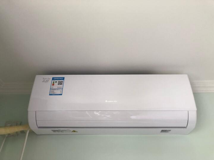 格力品悦(GREE)1.5匹壁挂式卧室空调挂机KFR-35GW-(35592)FNhAa-C4怎么样?内幕评测,有图有真相 值得评测吗 第11张