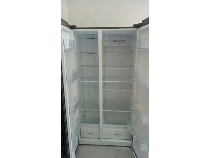 TCL 520升 双变频风冷无霜双门对开门电冰箱BCD-520WPJD新款质量怎么样?来说说质量优缺点如何-苏宁优评网