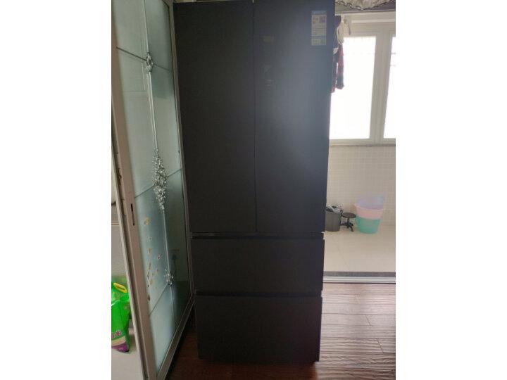 TCL 456升 冷藏自除霜 十字双对开多门电冰箱BCD-456KZ53评测爆料如何.使用一个星期感受分享 好货众测 第1张