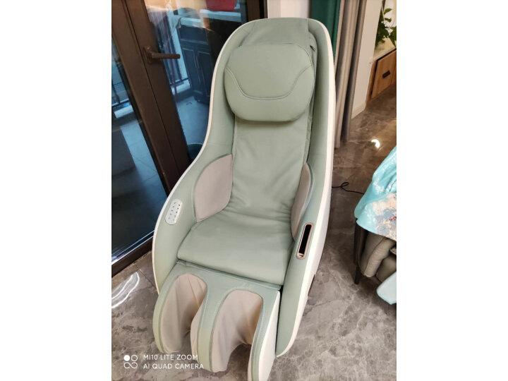 芝华仕 CHEERS 家用迷你小型全身芝华士按摩椅M2050测评曝光?谁用过?产品真的靠谱 艾德评测 第9张