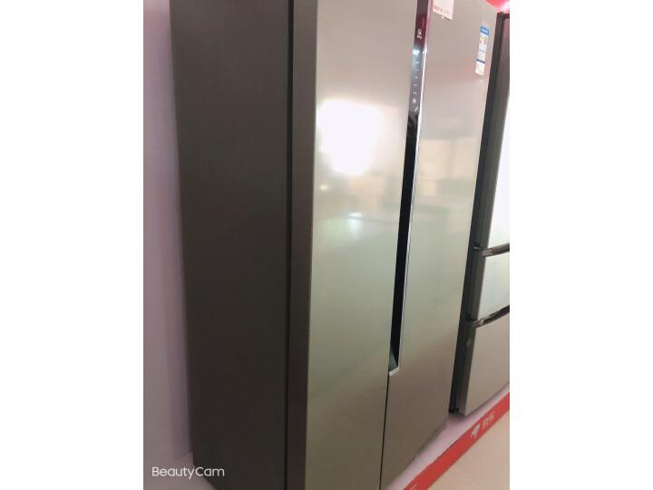海尔520升双变频风冷无霜对开门双开门冰箱BCD-520WDPD怎么样?真实买家评价质量优缺点如何     怎么样?入手揭秘真相究竟怎么样呢? 值得评测吗 第5张