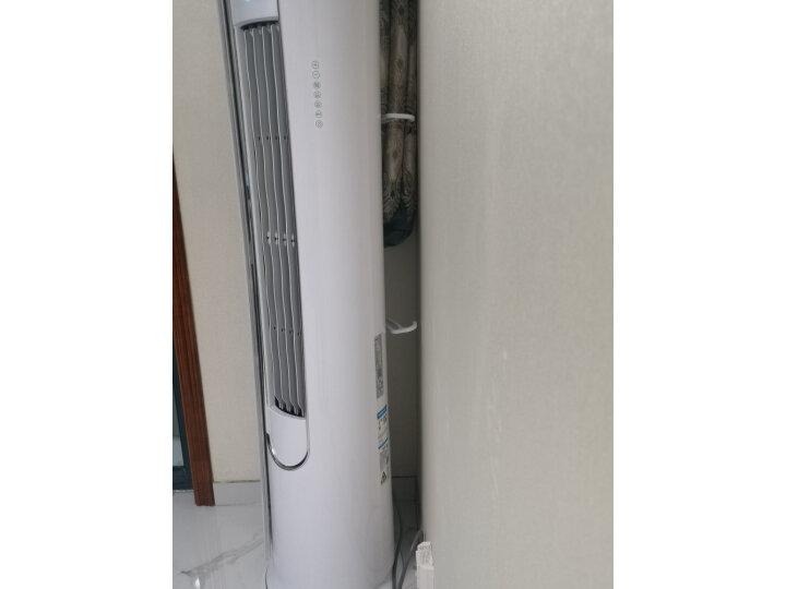 奥克斯(AUX)2匹 倾城立柜式空调柜机(KFR-51LW-BpR3NHA2+1)怎么样?最新网友爆料评价评测感受 值得评测吗 第10张