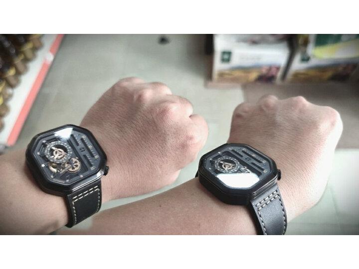 艾戈勒(agelocer)瑞士手表 大爆炸系列5802J1 44MM怎么样【优缺点评测】媒体独家揭秘分享 值得评测吗 第5张