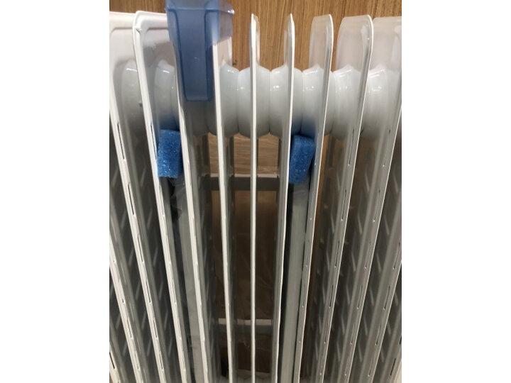 美的(Midea)取暖器电暖器家用办公电暖气片HYX22N评测如何?质量怎样【真实大揭秘】质量性能评测必看 _经典曝光 众测 第7张