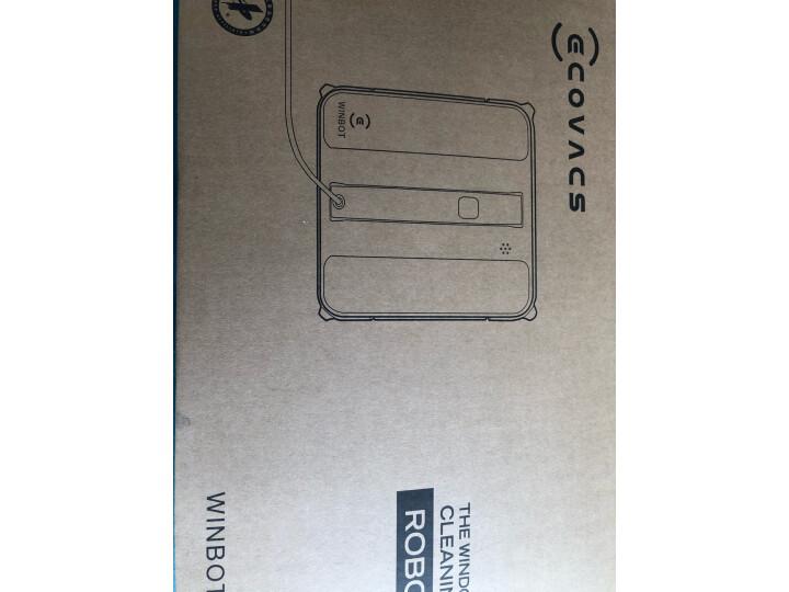 科沃斯(Ecovacs)窗宝W880 DS擦窗机器人WB10.12内情爆料,真实质量内幕测评分享 好货众测 第8张
