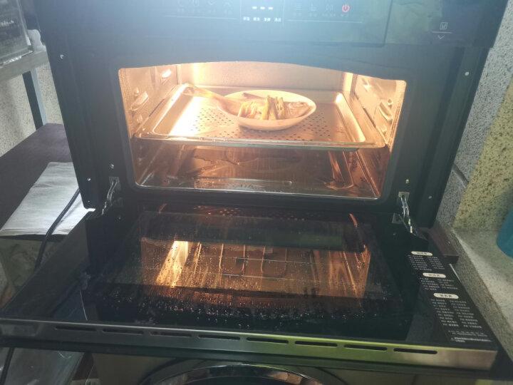 打假测评:苏泊尔(SUPOR)蒸烤箱蒸烤一体机嵌入式烤箱ZKQD40-609评测如何?质量怎样?好不好,优缺点区别有啥? _经典曝光 众测 第7张