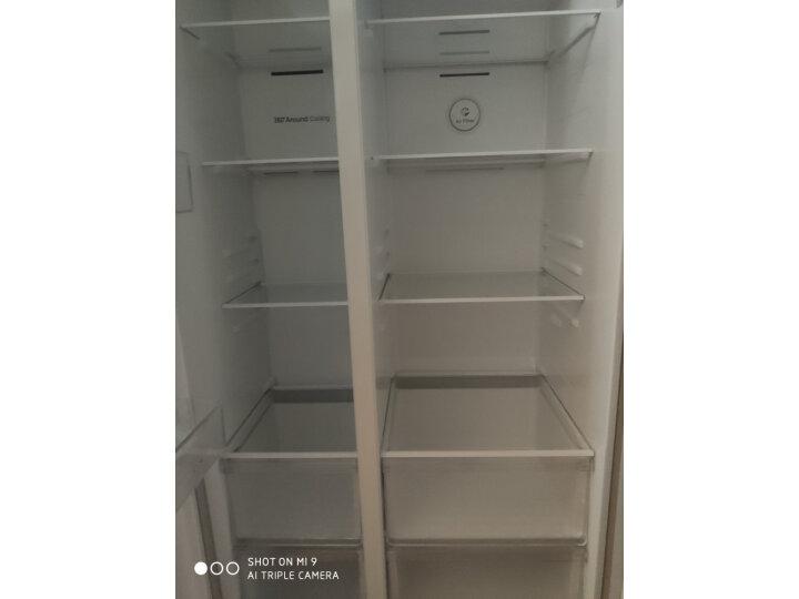 容声(Ronshen) 529升 对开门冰箱BCD-529WD11HP怎么样?质量如何,网上的和实体店一样吗 值得评测吗 第8张