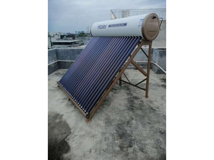 力诺瑞特 100升高层阳台壁挂太阳能热水器入手爆料内幕?老婆一个月使用感受详解 好货众测 第1张