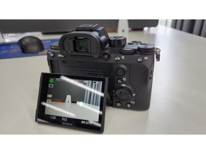 索尼(SONY)Alpha 7R III 机身 全画幅微单数码相机怎么样_为什么反应都说好【内幕详解】 电器拆机百科 第5张
