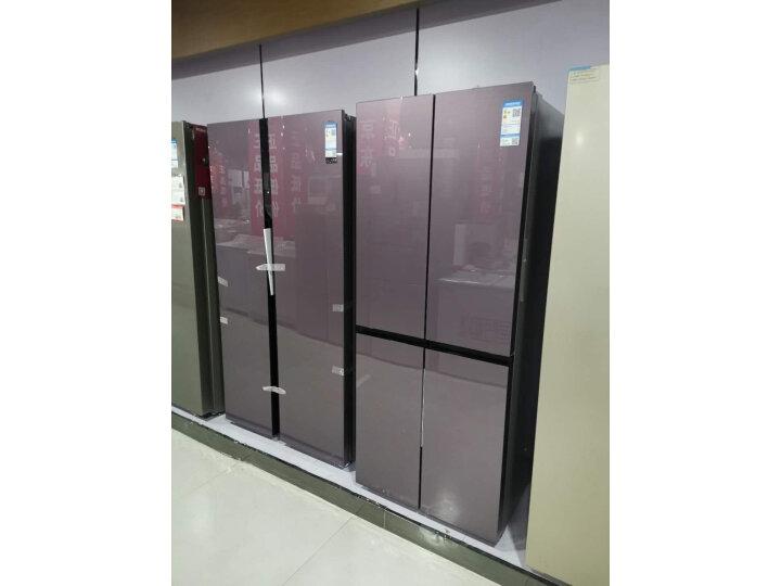 TCL 405升 一体双变频风冷无霜十字对开门电冰箱405T6-U怎么样?独家性能评测曝光-艾德百科网