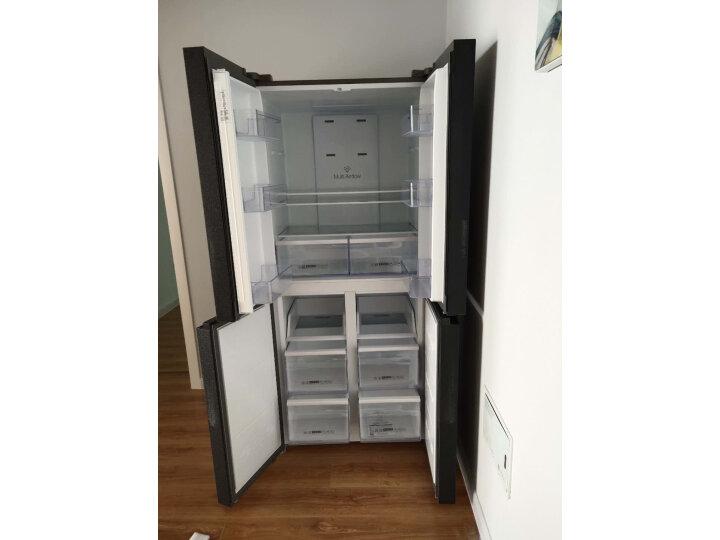 TCL 486升 双变频风冷无霜十字对开门电冰箱BCD-486WPJD评测爆料如何?入手半年内幕评测 好货众测 第13张