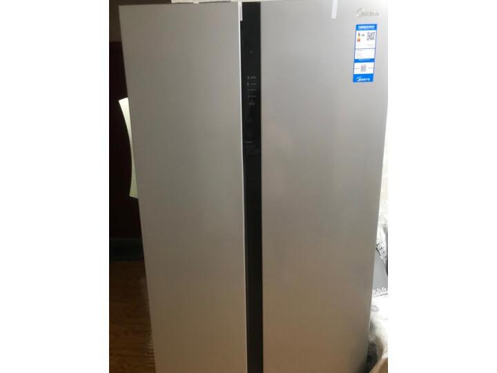 美的(Midea)525升对开门冰箱BCD-525WKPZM(E)质量优缺点爆料-入手必看 艾德评测 第13张