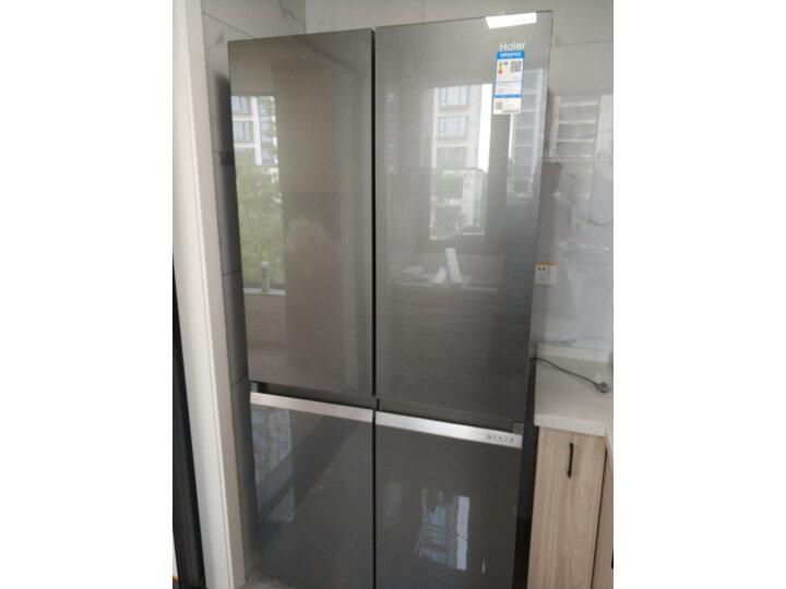 海尔(Haier)553升无霜变频互联网多门冰箱BCD-553WDIBU1怎么样【使用详解】详情分享 好货众测 第4张