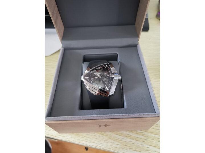使用测:汉米尔顿瑞士手表探险系列H24655331质量如何,潜水测评曝光 评测 第5张
