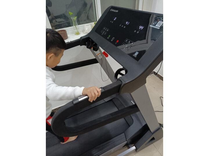 舒华 跑步机家用 智能微信运动步数互联E6象牙白T3900I怎么样【半个月】使用感受详解 艾德评测 第8张