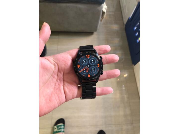 HUAWEI WATCH GT2(46mm)新年红 双表带 华为智能手表质量可靠吗,最真实使用感受曝光【必看】 艾德评测 第5张