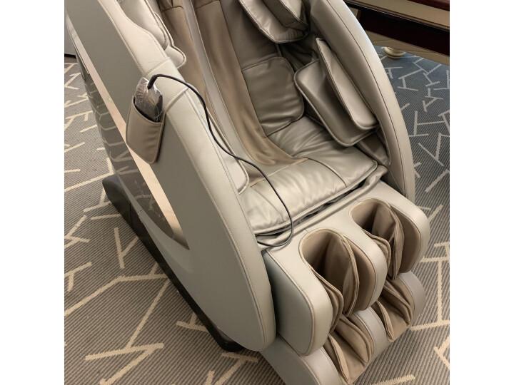 松研 按摩椅家用S9怎么样?谁用过?产品真的靠谱 艾德评测 第10张