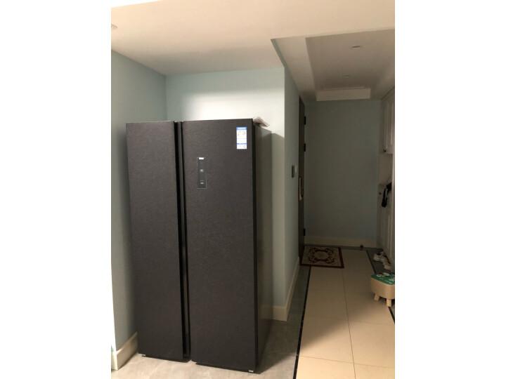 TCL 646升 双变频风冷无霜双门对开门电冰箱BCD-646WPJD怎么样_质量评测如何_值得入手吗_ 艾德评测 第6张