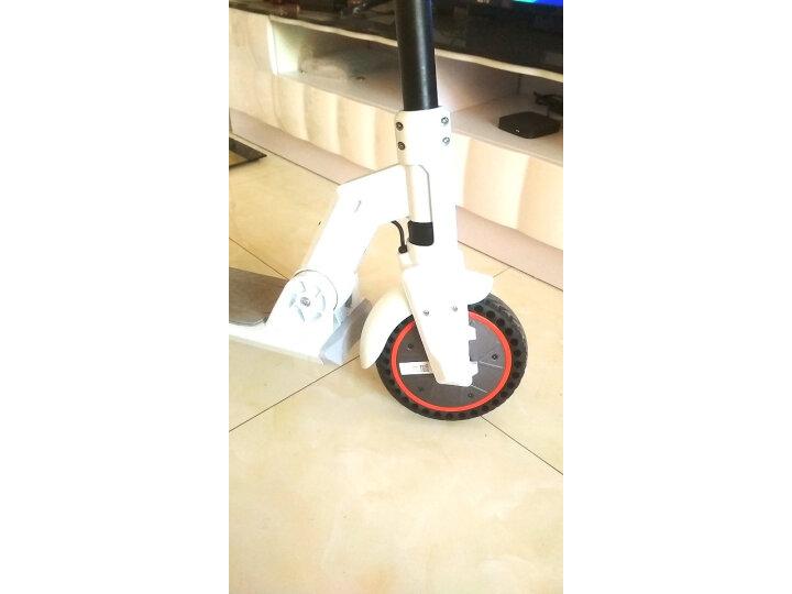 联想 Lenovo M2电动滑板车怎么样?来说说质量优缺点如何 值得评测吗 第8张