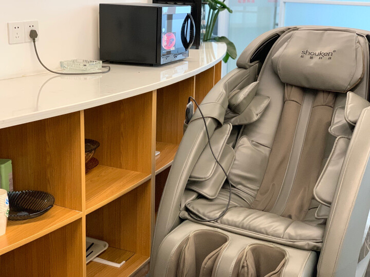 松研 按摩椅家用S9怎么样?谁用过?产品真的靠谱 艾德评测 第4张