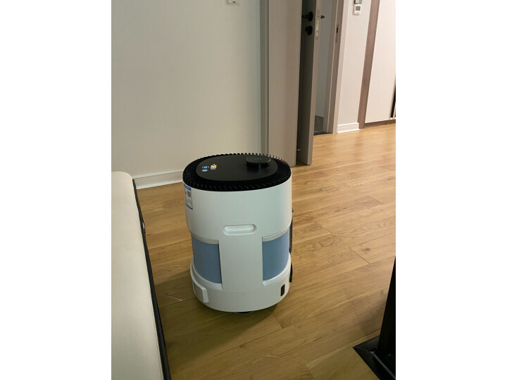 科沃斯(Ecovacs)沁宝Ava空气净化器机器人KJ400G-LX11-04怎么样【媒体评测】优缺点最新详解 值得评测吗 第7张