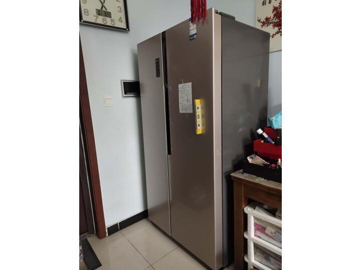 真相吐槽容声(Ronshen) 590升 双门对开门冰箱BCD-590WD11HPA怎么样?质量有缺陷吗【已曝光】 首页 第8张