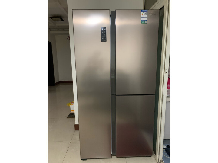 容声(Ronshen) 558升 T型对开三门冰箱BCD-558WD11HPA怎么样?买后一个月,真实曝光优缺点 品牌评测 第11张