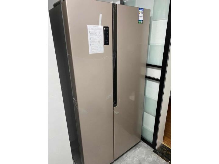 容声(Ronshen) 529升 对开门冰箱BCD-529WD11HP怎么样?质量如何,网上的和实体店一样吗 值得评测吗 第5张