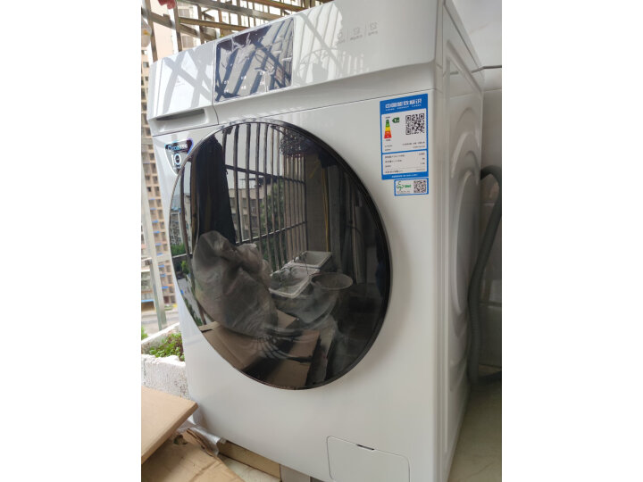 TCL 10公斤直驱全自动变频洗烘一体滚筒洗衣机G100V100-HD怎么样【真实揭秘】质量内幕详情 好货爆料 第7张