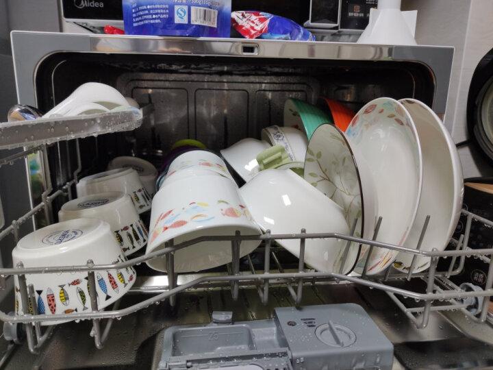美的(Midea)6套刷碗机S3怎么样质量评测如何,详情揭秘 艾德评测 第5张