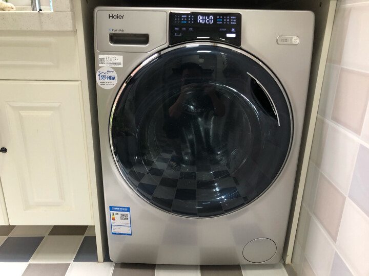 海尔(Haier) 10KG滚筒洗衣机全自动FAW10986LSU1怎么样【分享揭秘】性能优缺点内幕-苏宁优评网