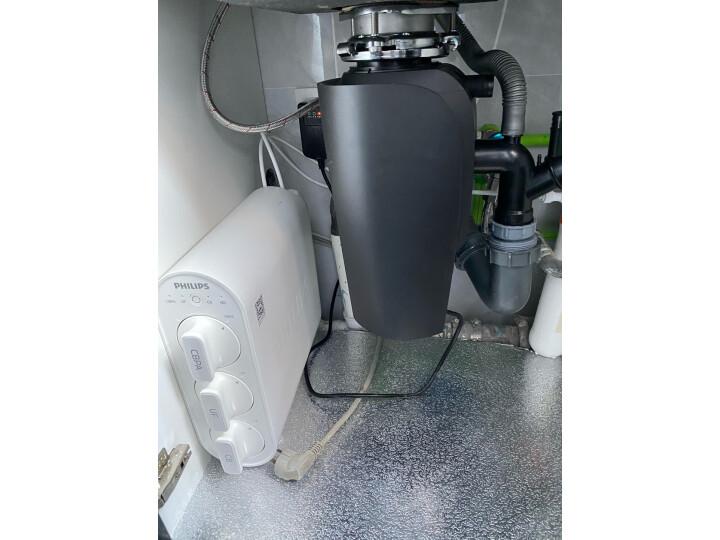 VIOMI 云米 垃圾处理器厨房厨余粉碎机处理机家用VXRD-02 新款测评怎么样???用后感受评价评测点评 每日推荐 第11张