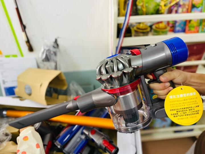 Dyson戴森 吸尘器 V7 FLUFFY手持吸尘器真实测评分享?内情揭晓究竟哪个好【对比评测】 艾德评测 第3张